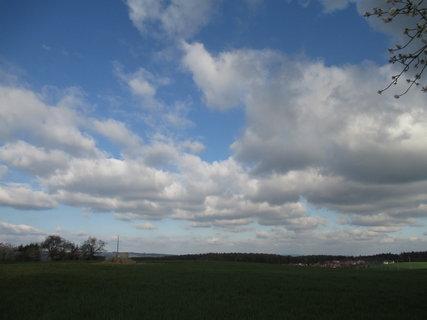 FOTKA - Když se honí mraky..