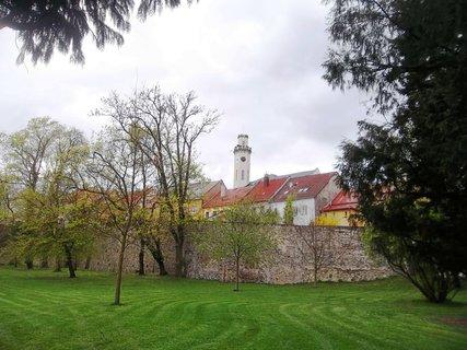 FOTKA - V Klášterci nad Ohří v parku