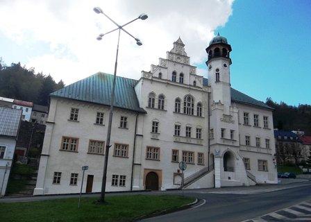 FOTKA - Radnice v J�chymov�