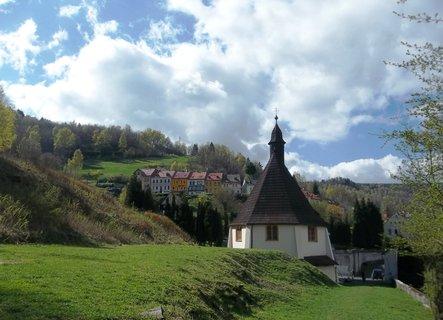 FOTKA - Jáchymov -hřbitovní kostelík