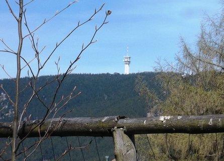 FOTKA - Je vidět Klínovec