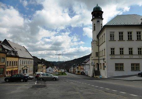 FOTKA - Radnice Jáchymov
