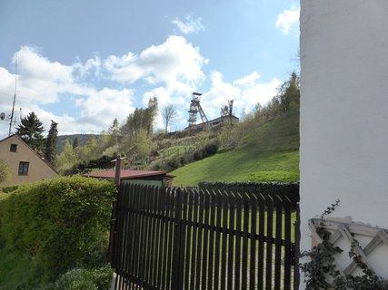 FOTKA - Jáchymov pohled k těžní věži
