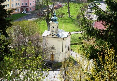 FOTKA - Jáchymov kostelík