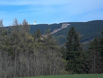 FOTKA - V dáli Klínovec