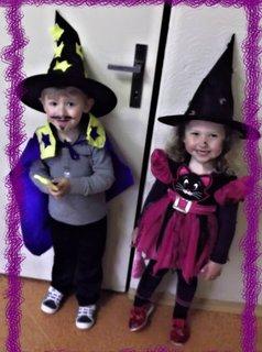 FOTKA - Černokněžník s čarodejnicí