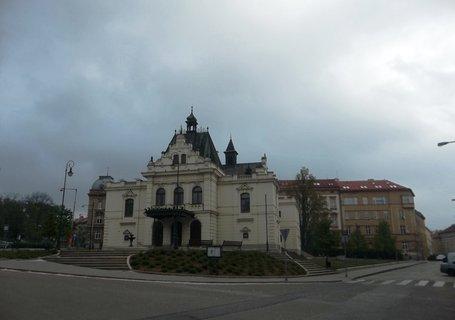 FOTKA - Znojmo - divadlo