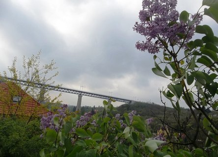 FOTKA - Železniční most ve Znojmě