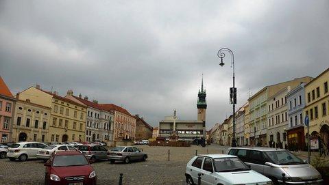 FOTKA - Znojmo - náměstí
