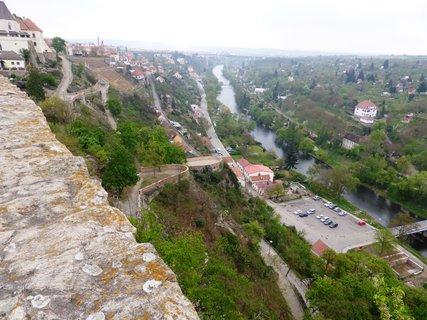 FOTKA - Výhled z hradu..Znojmo