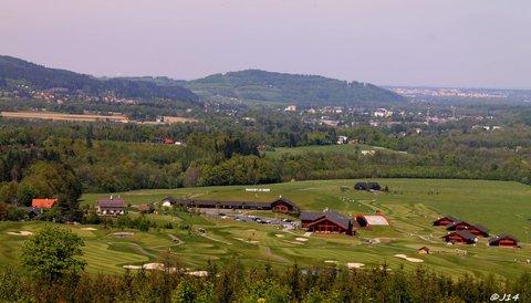 FOTKA - golfov� h�i�t� - Ostravice