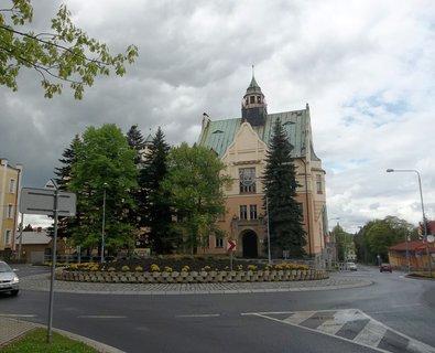FOTKA - Rumburk..hezká budova