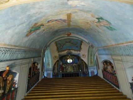 FOTKA - Svaté schody v Rumburku