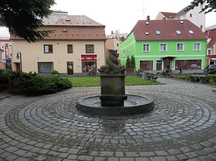 FOTKA - Rumburk fontánka