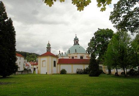 FOTKA - Česká Kamenice Poutní kaple Narození Panny Marie