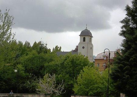 FOTKA - Česká Kamenice ještě další kostel