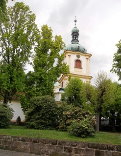 FOTKA - Česká Kamenice ..Poutní kaple Narození Panny Marie