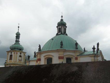 FOTKA - Česká Kamenice .. Poutní kaple Narození Panny Marie