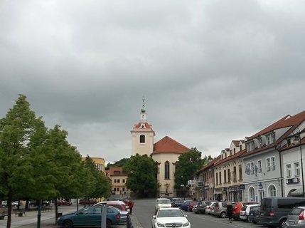 FOTKA - Beroun náměstí