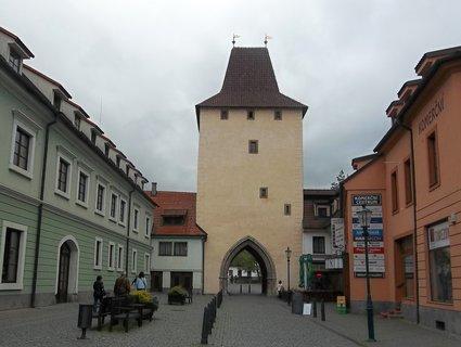 FOTKA - Beroun Pražská brána