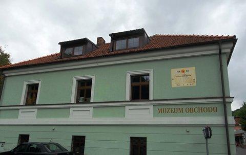 FOTKA - Karlštejn..Muzeum obchodu