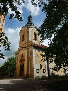 FOTKA - Liteň kostel sv. Petra a Pavla