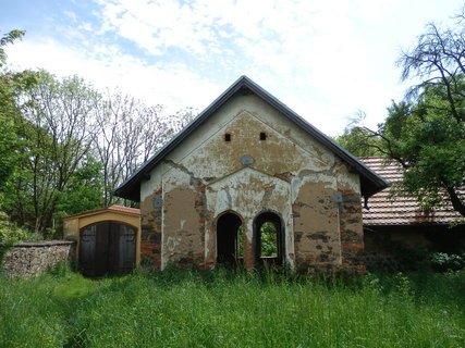 FOTKA - V minulosti v obci Liteň také žila židovská menšina, po které zde zůstal židovský hřbitov