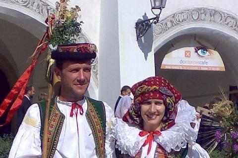 FOTKA - Dožínky v Kroměříži 2007