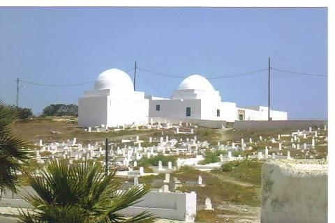 FOTKA - Hřbitov v Tunisu