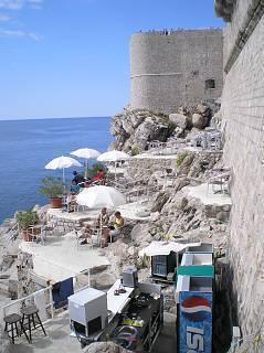 FOTKA - Kavárna pod hradbami