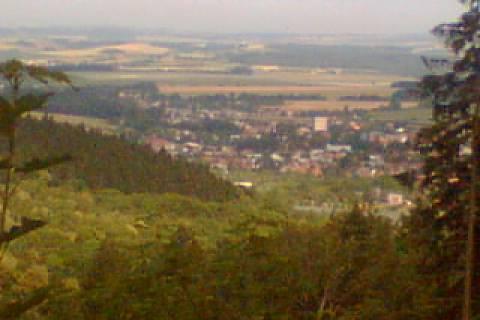 FOTKA - výhled z Hostýna