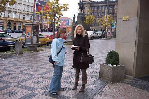 FOTKA - setkání s Katkou Brožovou