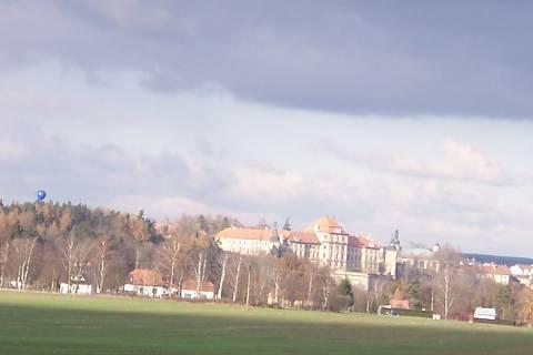 FOTKA - náš klášter Chotěšov