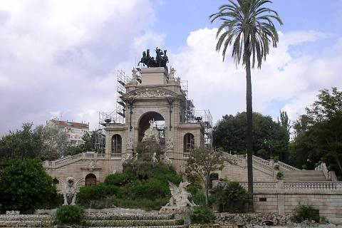 FOTKA - Parc de la Ciutadella