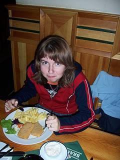 FOTKA - oběd v restauraci...
