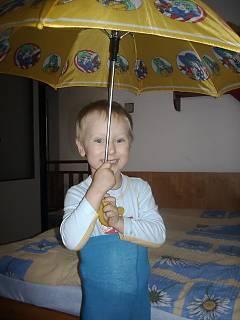FOTKA - tak bude pršet