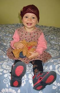 FOTKA - úsměv babičce