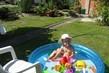 pohodička, moje vodička, můj bazének....