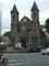 Kostel kousek od stanice metra KENSAL GREEN