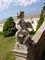 socha - v zámeckém parku - v Lysé nad Labem 2)