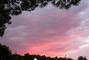 Západ slunce nad Čiovem