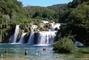 NP Krka, Vodopády