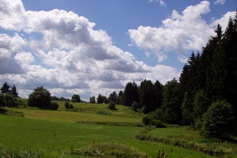 FOTKA - na Žďársku - Krajina na Žďársku - ideální kraj pro klidnou dovolenou na kole