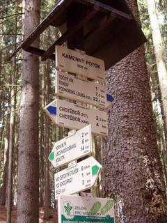 FOTKA - Naučná stezka údolím Doubravy - kolik km ještě ?