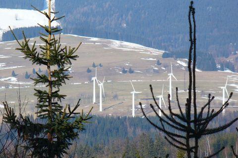 FOTKA - Větrné mlýny