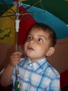 FOTKA - Nový deštník
