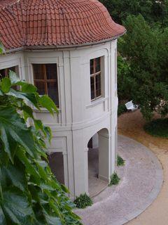 FOTKA - v zahradách pod Pražským hradem