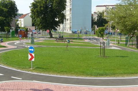 FOTKA - Dopravní hřiště