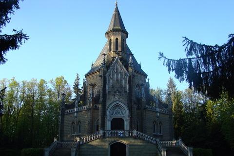 FOTKA - Hrobka v Třeboňi
