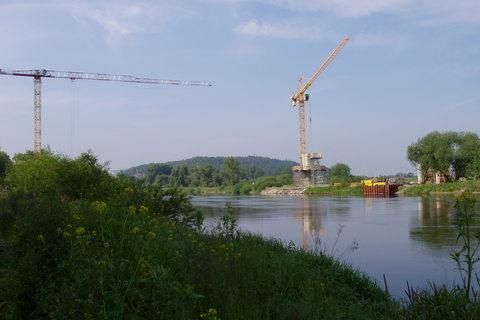 FOTKA - výstavba dálničního obchvatu - 1)